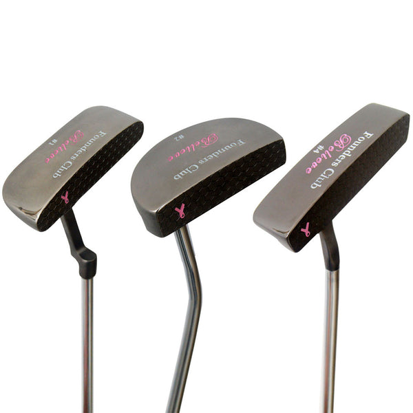 Founders Club Believe Ladies Golf Putters - 3 Models