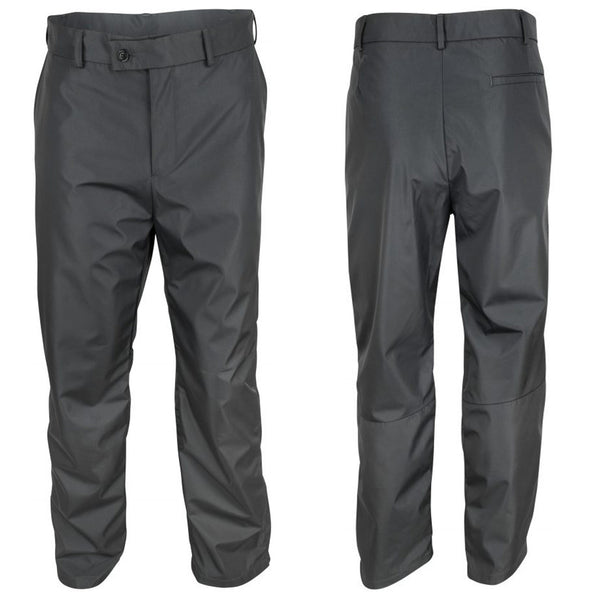 BENROSS MENS PRO SHELL WATERPROOF TROUSERS GREY
