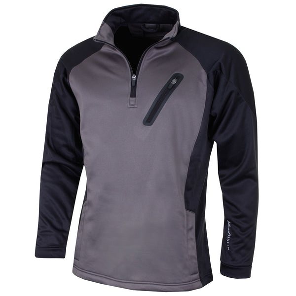 Island Green 1/2 Zip Bonded Golf Fleece IGTOP1719