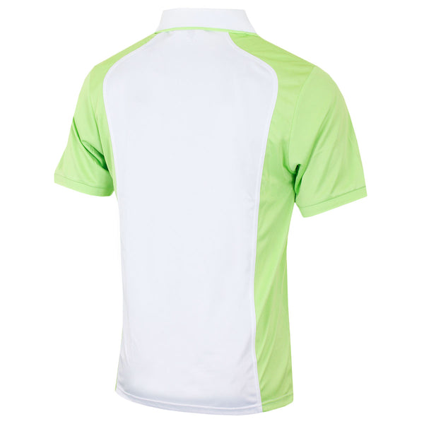 Island Green Cool Pass Colour Block Polo IGTS1657