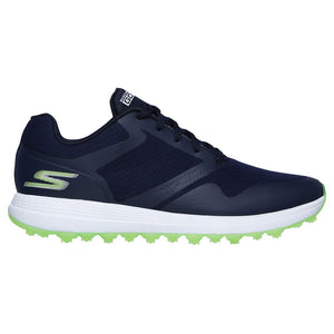 Ladies Skechers  Go Golf Max Fade Spikeless Shoes Navy