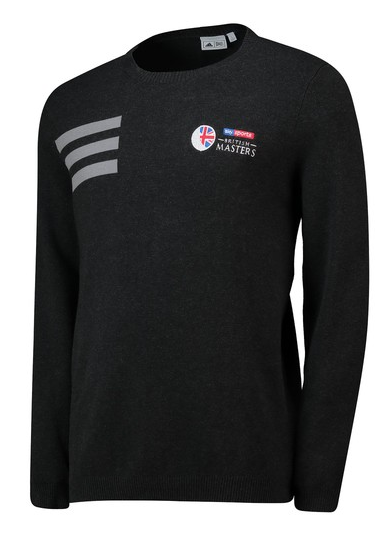 LARGE Adi-Crew European Tour adidas British Masters Blend Sweater