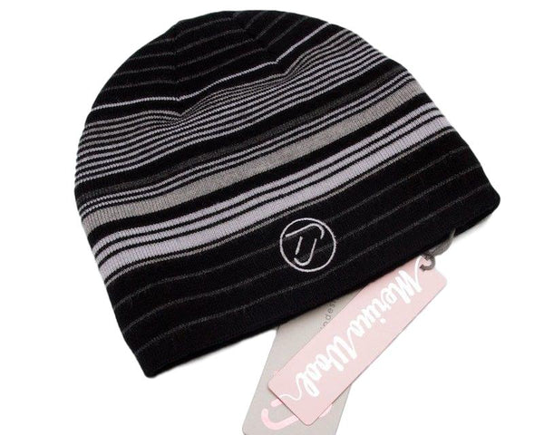 IJP Design Fleece Lined Junior Beanie Hat