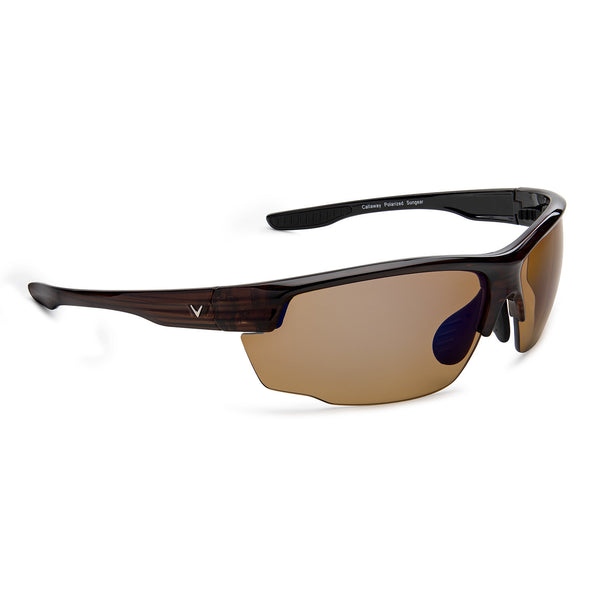 New Callaway Kite Sunglasses Brown RRP £119.99
