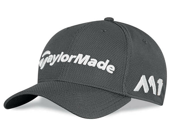 Taylormade Tour Authentic 39Thirty M1-M2 Black Cap NEW ERA