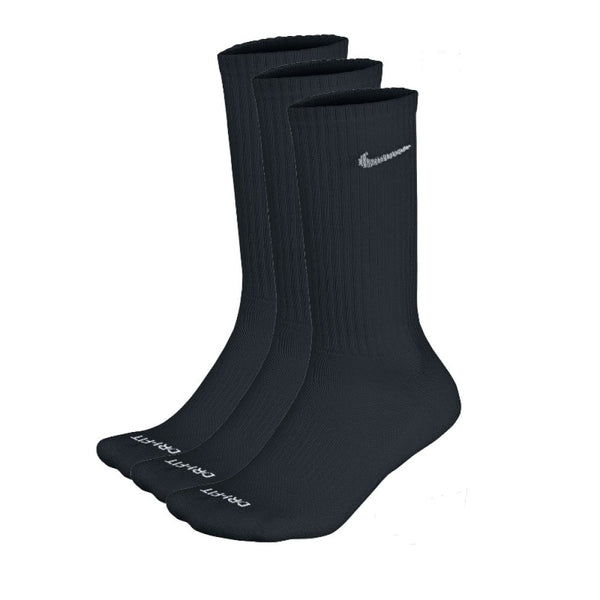 Nike Dri Fit Crew Row Golf Socks - 3 Pairs