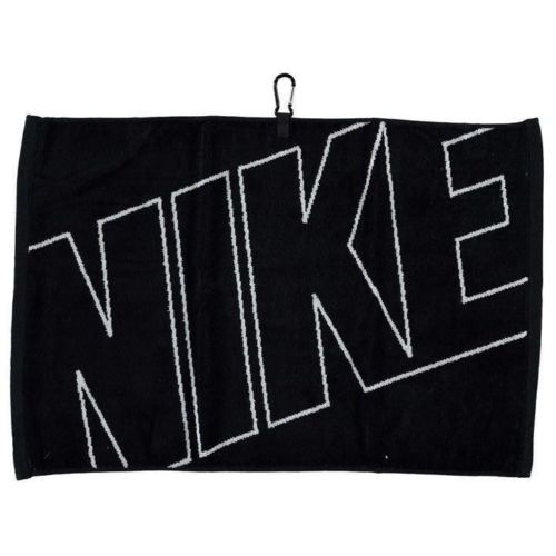 Nike Jacquard Cotton Velour Golf Towel
