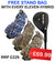 Eleven Hybrid Single Hybrid Rescue Irons 3,4,5 FREE Ouul Stand Bag