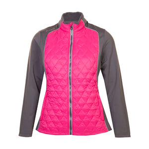 ProQuip Sarah Ladies Therma Tour Quilted Jacket