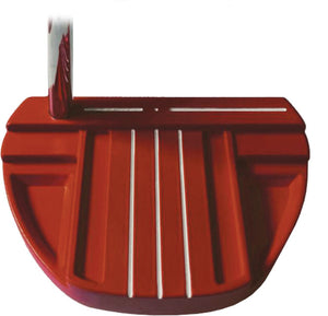 Ray Cook M1 Mallet Red Golf Putter