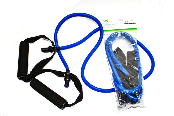 New Resistance Bands Workout Exercise Yoga 1 Piece Set Fitness Tubes
