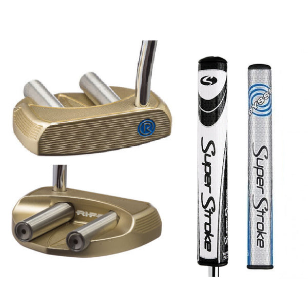 Rife Legend Z Two Bar Champagne Putter