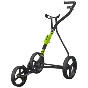 Wishbone One 3 Wheel Golf Trolley FREE ouul Tour Bag
