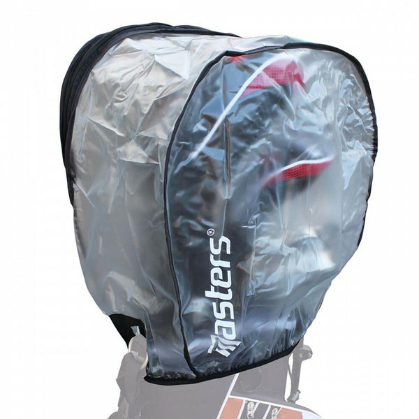 Masters Golf Bag Clear Waterproof Rain Hood With Zip