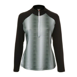 JRB Black Spot Ladies Golf Clothing