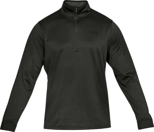 Under Armour Fleece Half Zip Artillery Green 1320745-357
