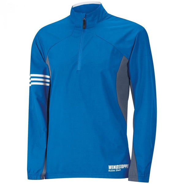 Adidas Tour Gore Windstopper 1/4 Zip Jacket