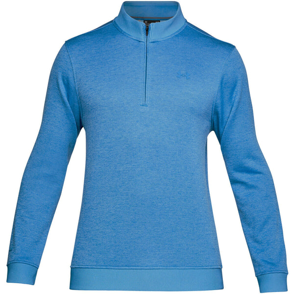 New Under Armour Storm SweaterFleece 1/4 Zip Blue 1281267 RRP £60