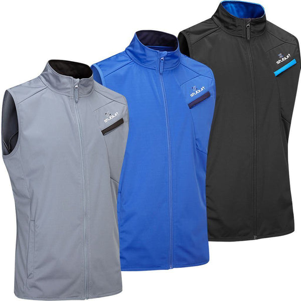 Stuburt Sport-Tech Stretch Mens Golf Gilet