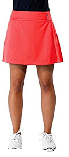 New IJP Design Ladies Golf Tour Skort with folds