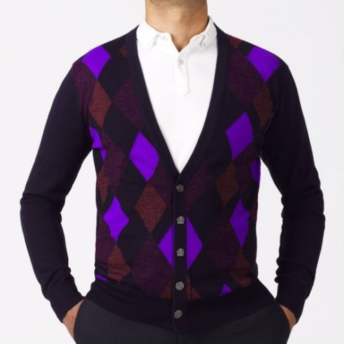 Ian Poulter IJP Shapeshifter Cardigan