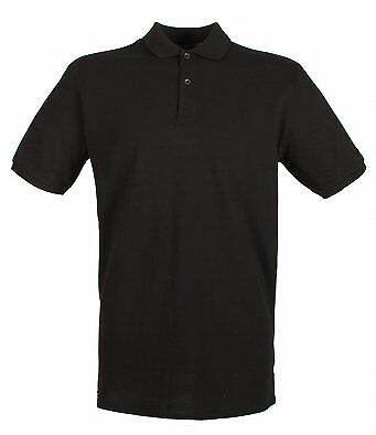Henbury Tour Pique Polo Shirt 100% cotton
