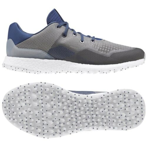 adidas crossknit golf shoes grey