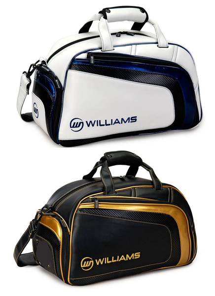 Williams F32 Tour Boston Bag Players/Gold Series