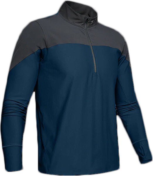 Under Armour Men's Qualifier 1/2 Zip Long Sleeve Top