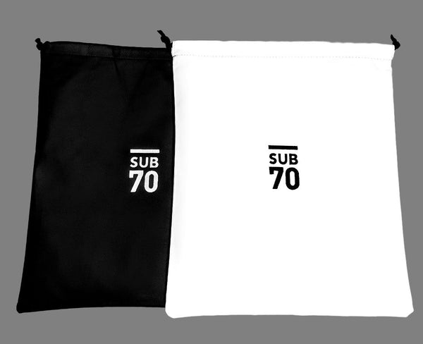 2019 Sub70 Tour Soft Touch Draw Shoe Bag. Buy 1 Get 1 Free