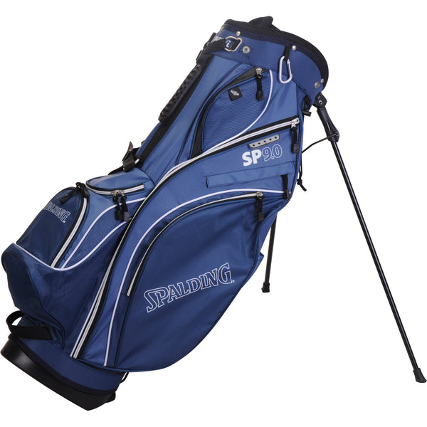 Spalding SB9 Golf Stand Bag - 3 Colours