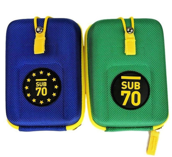SUB70 Golf Laser Range Finder Hard Shell Tour Carry Case Fits Bushnell Ryder Cup