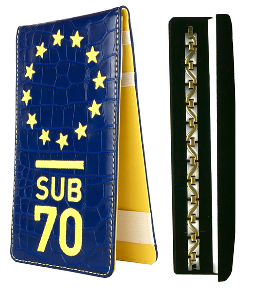 Sub70 Limited editon scorecard holder + FREE Magnetic Bracelet