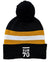 New Sub70 Golf Tour Mens Winter Beanie Wooley Hat Black