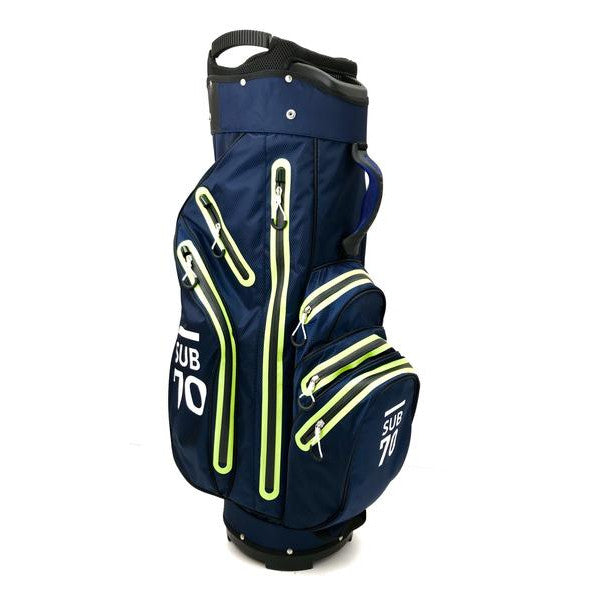 Sub70 Mens Waterproof Golf Cart Bag - Mens and Ladies