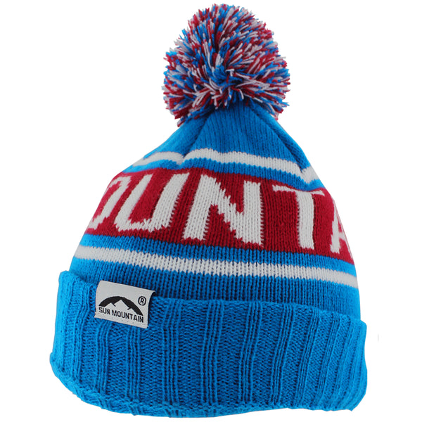 Sun Mountain Golf Bobble Hats