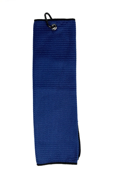 Deluxe Microfibre Trifold Golf Towel