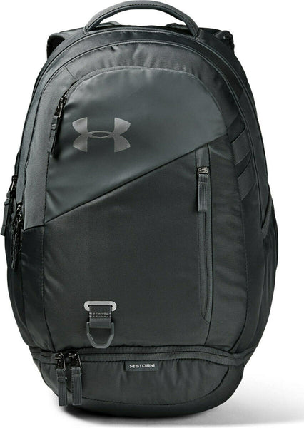 Under Armour 2020 UA Hustle 4.0 Water Resistant HeatGear Laptop Rucksack School