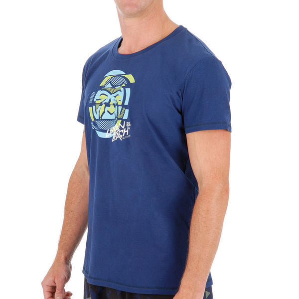 Urban Beach Mens Cotton Head Casual Tee Shirt - GA0280
