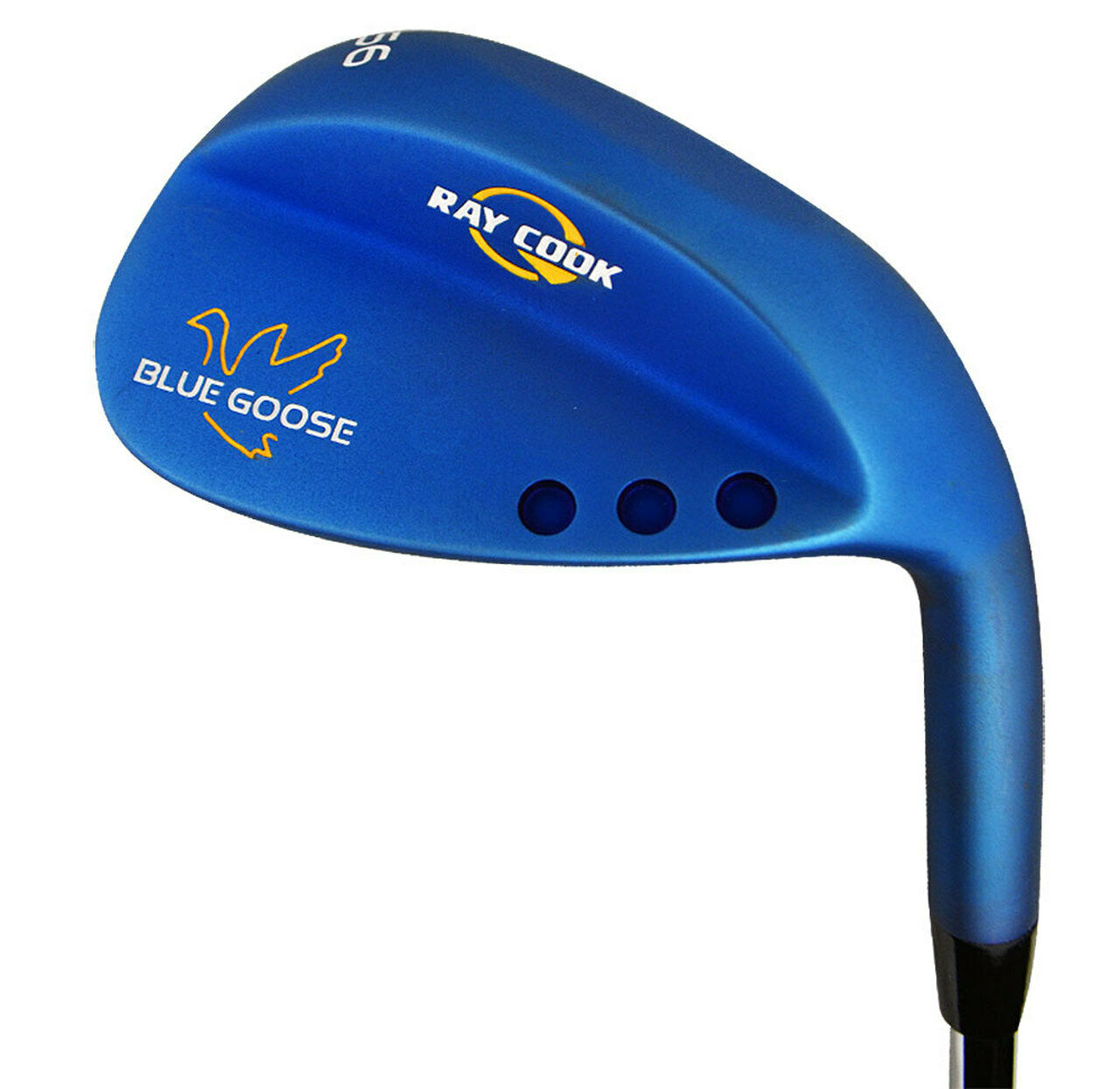 Ray Cook Golf Blue Goose Sand or Lob Wedge Cobalt Blue Mens Golf Club 56* or 60*