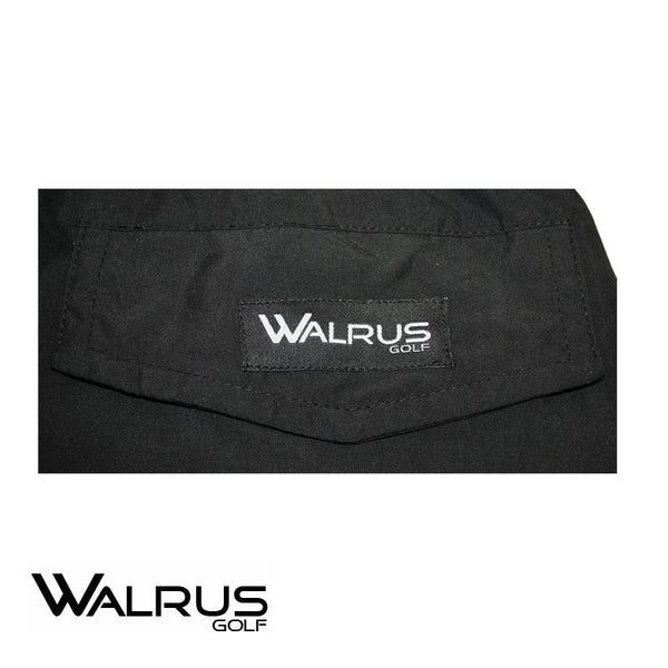 New Walrus Golf Storm Waterproof Golf Trousers - Pocket Detail