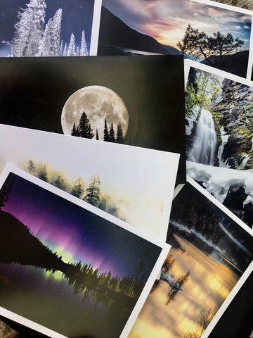 Landscapes Greeting Cards