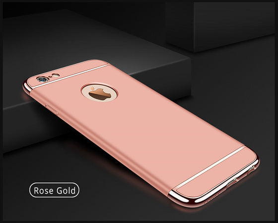 Luxury Shockproof Phone Case
