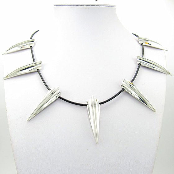 New Avengers Black Panther Necklace