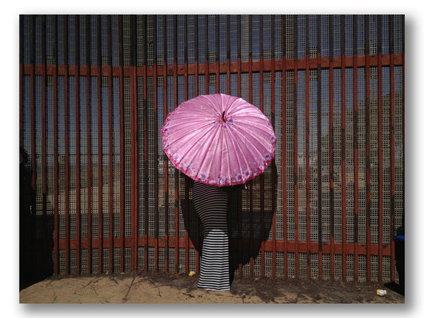 Border Talk with Umbrella