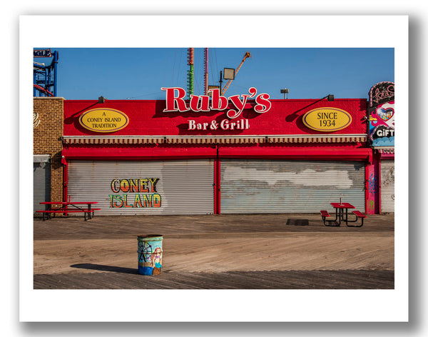 Rubys Bar Coney Island
