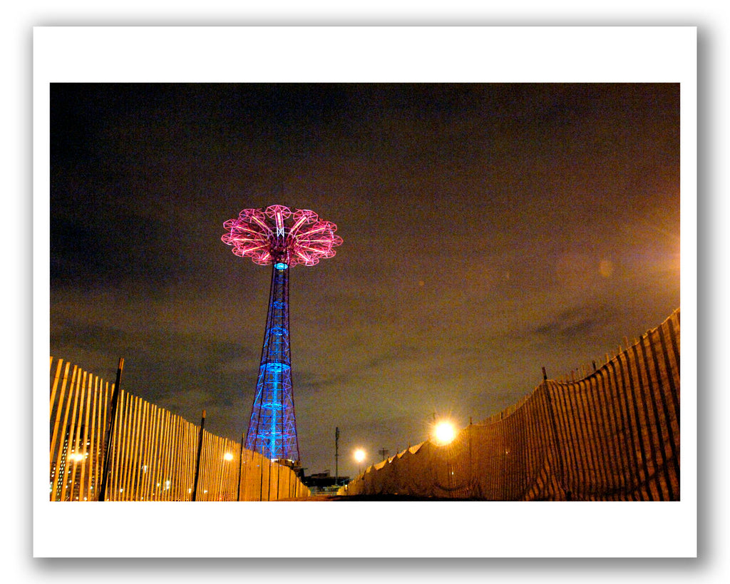 Coney Island Night