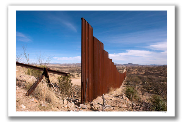 US-Mexico Border in Arizona