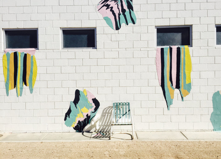 Scenes from Palm Springs - The Ace Hotel