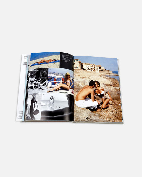 """In the Spirit of Saint Tropez"" Coffee Table Book by Assouline from Reservoir. - Craving - The Cartorialist"